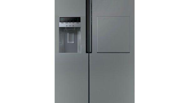 یخچال و فریزر ساید بای ساید اسنوا مدل S8-2261S